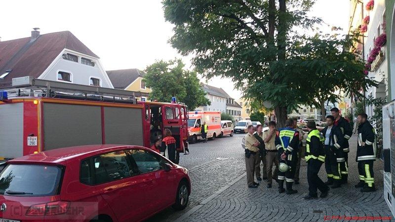 Technische Hilfeleistung vom 10.07.2015  |  (C) Feuerwehr Sandbach / Bachhuber (2015)