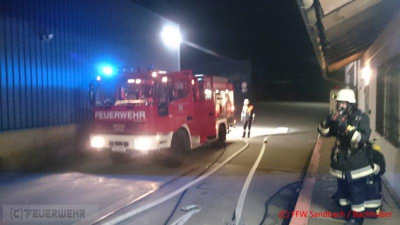 Brandeinsatz vom 09.08.2015  |  (C) Feuerwehr Sandbach / Bachhuber (2015)