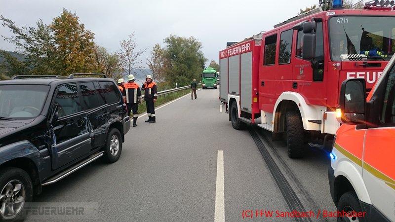 Technische Hilfeleistung vom 16.10.2015  |  (C) Feuerwehr Sandbach / Bachhuber (2015)