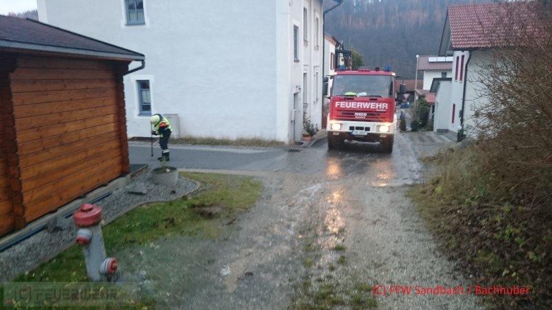 Technische Hilfeleistung vom 07.12.2015  |  (C) Feuerwehr Sandbach / Bachhuber (2015)