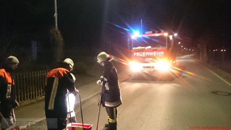 Technische Hilfeleistung vom 06.02.2016  |  (C) Feuerwehr Sandbach / Bachhuber (2016)