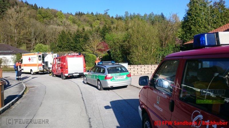 Technische Hilfeleistung vom 20.04.2016  |  (C) Feuerwehr Sandbach / Bachhuber (2016)