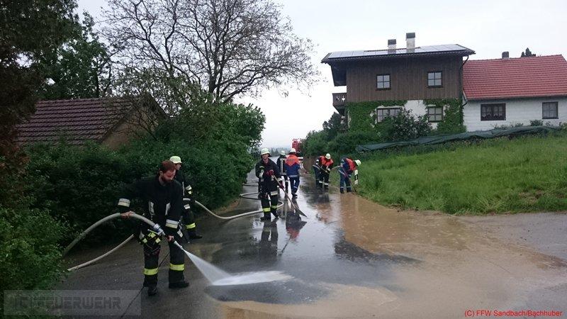 Technische Hilfeleistung vom 13.05.2016  |  (C) Feuerwehr Sandbach / Bachhuber (2016)