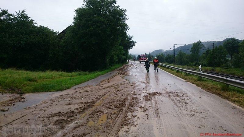 Technische Hilfeleistung vom 05.06.2016  |  (C) Feuerwehr Sandbach / Bachhuber (2016)