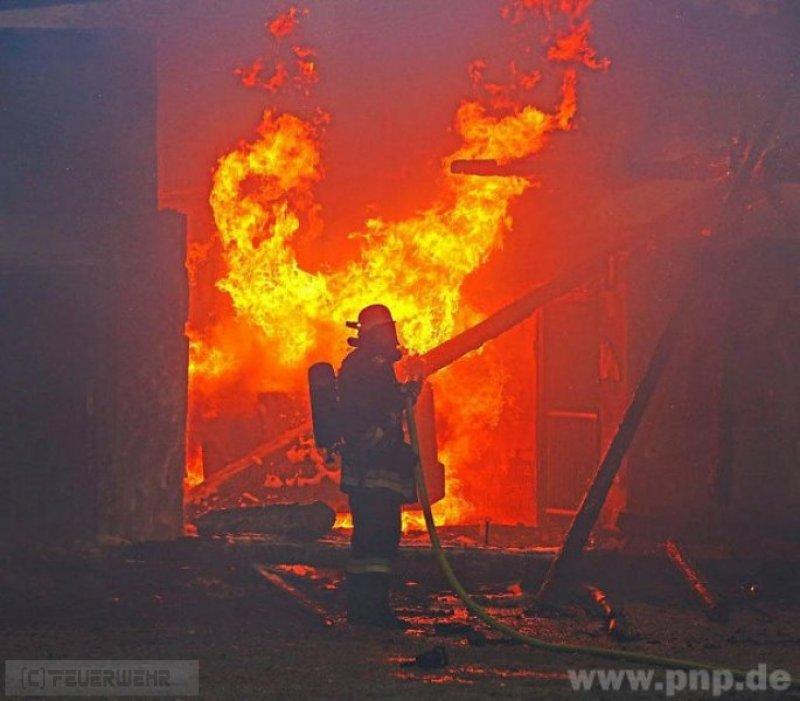 Brandeinsatz vom 19.05.2017     (C) Feuerwehr Sandbach / Bachhuber (2017)