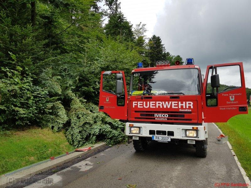 Technische Hilfeleistung vom 19.08.2017  |  (C) Feuerwehr Sandbach / Bachhuber (2017)