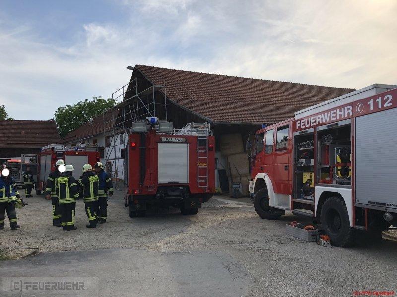 Technische Hilfeleistung vom 26.05.2018  |  (C) Feuerwehr Sandbach / Bachhuber (2018)