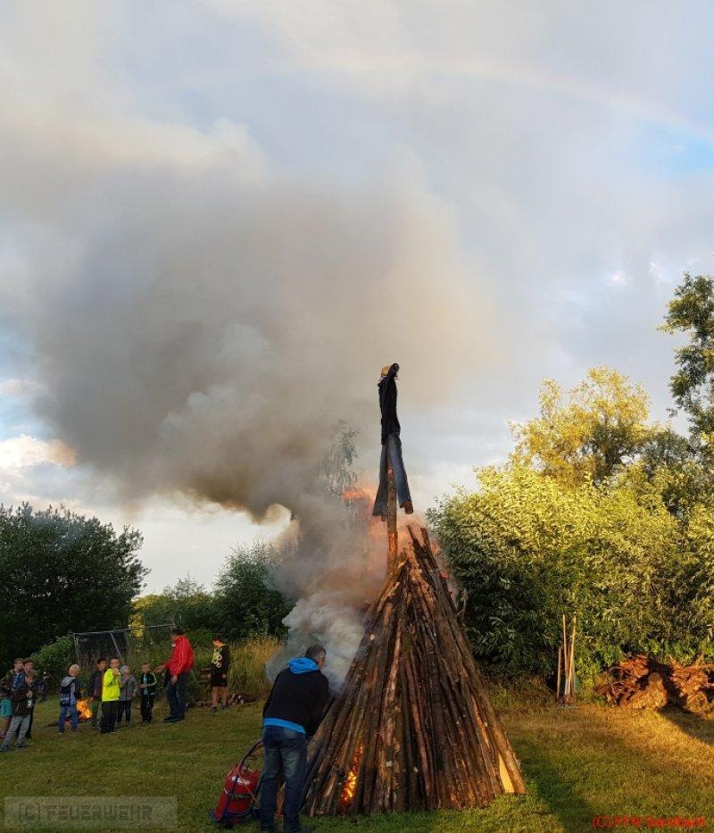 Sicherheitswache vom 22.06.2018  |  (C) Feuerwehr Sandbach / Bachhuber (2018)