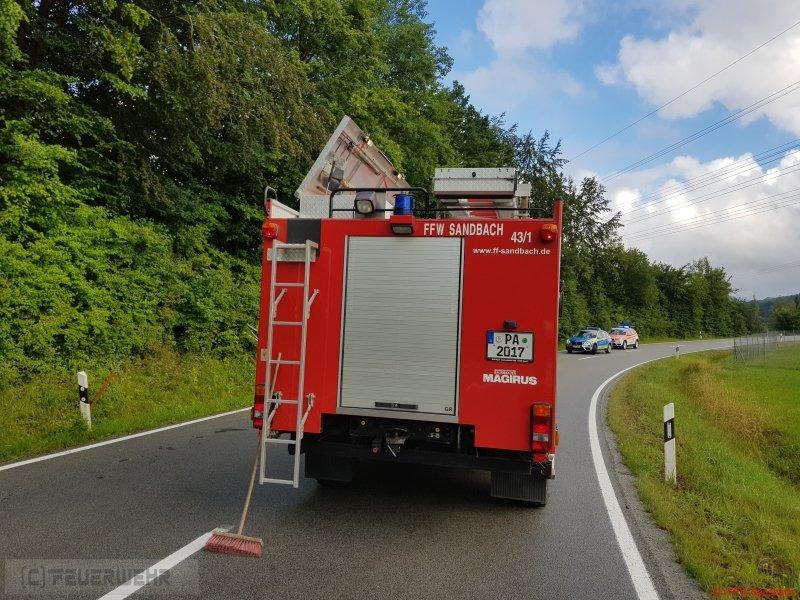 Technische Hilfeleistung vom 25.06.2018  |  (C) Feuerwehr Sandbach / Bachhuber (2018)