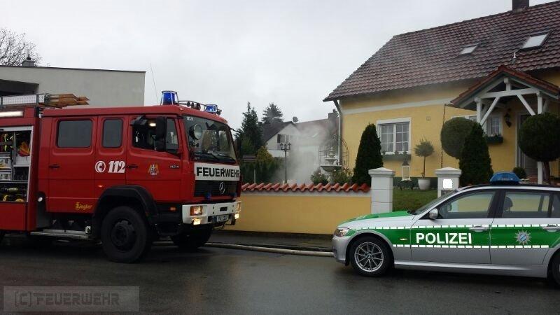 Brandeinsatz vom 11.10.2013  |  (C) Feuerwehr Sandbach / Bachhuber (2013)
