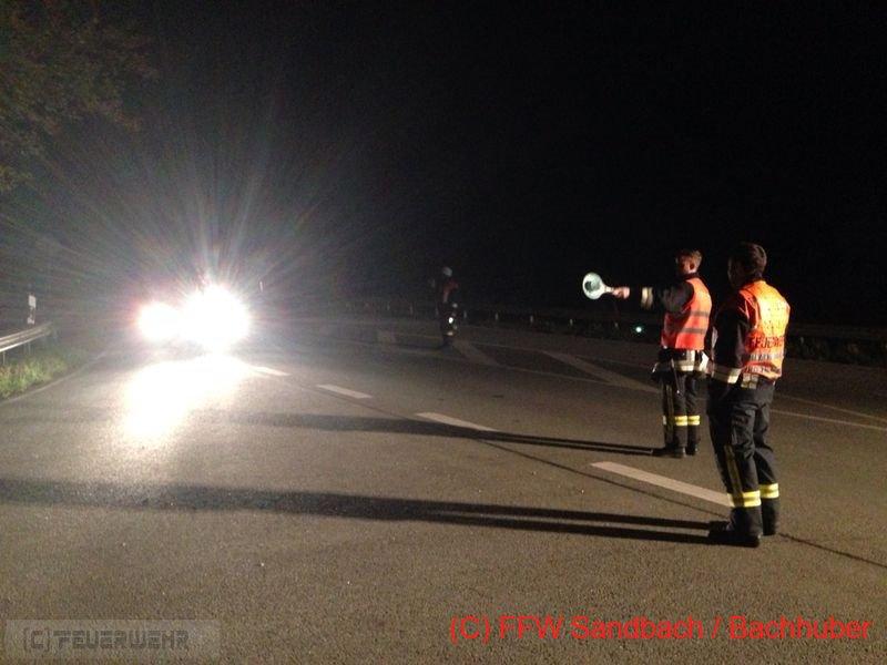 Technische Hilfeleistung vom 02.10.2014  |  (C) Feuerwehr Sandbach / Bachhuber (2014)