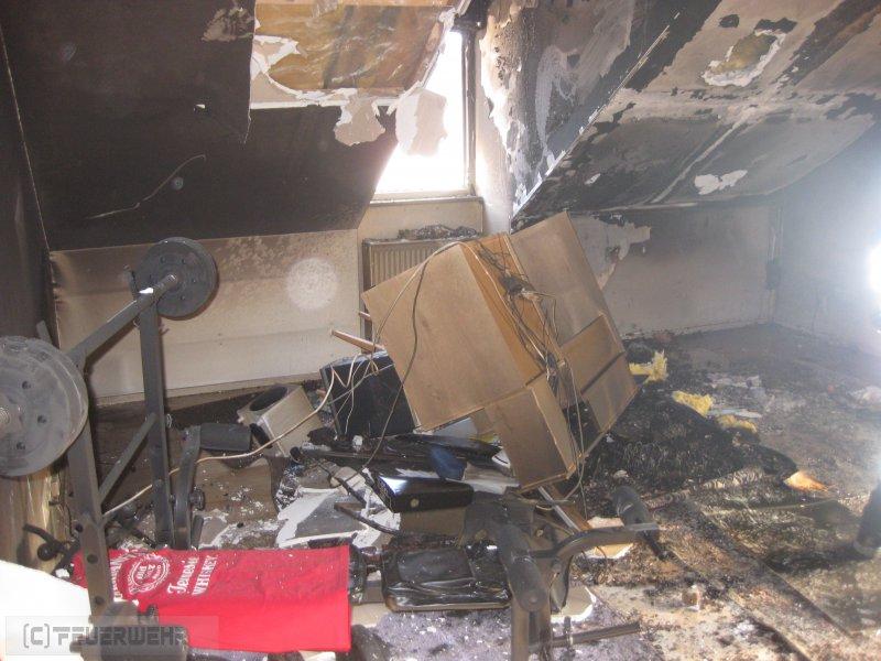 Brandeinsatz vom 12.01.2014  |  (C) Feuerwehr Sandbach / Bachhuber (2014)